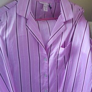 Victoria Secret Pajamas Shirt- S/P